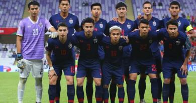 ทีมชาติไทย ฟีฟ่า แรงกิ้ง