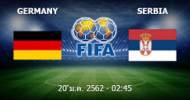 เยอรมัน - เซอร์เบีย