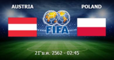 ออสเตรีย - โปแลนด์