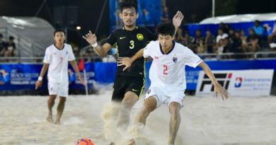 บอลชายหาดทีมชาติไทย