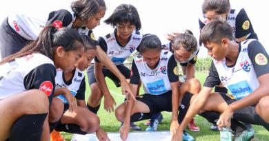 ฝ่ายพัฒนาฟุตบอลหญิง