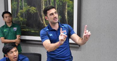 ผู้ฝึกสอนทีมชาติไทย