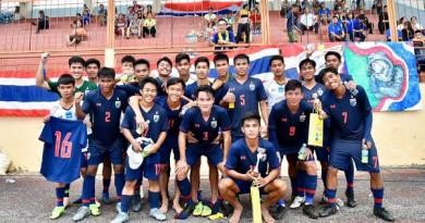 26 ผู้เล่น ช้างศึก U19