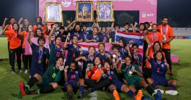 ฟุตบอลหญิงทีมชาติไทยรุ่นอายุไม่เกิน 15 ปี