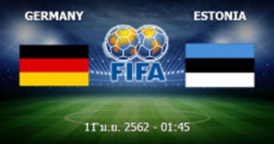 เยอรมัน - เอสโตเนีย