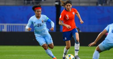 ทีมชาติไทยหญิง