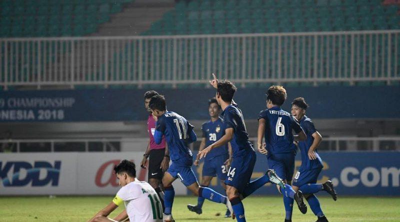 ทีมชาติไทยชุด U19