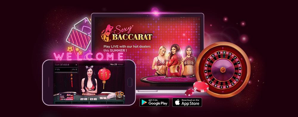 ทดลองเล่น sexy baccarat Mobile