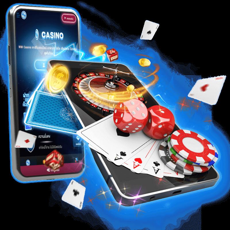 ทดลองเล่น wm casino mobile